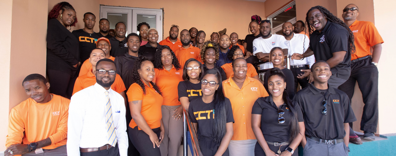 CCT BVI 2019 Staff Photo