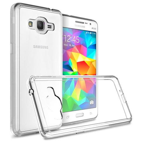 Samsung Galaxy J2 Prime Clear Case. «